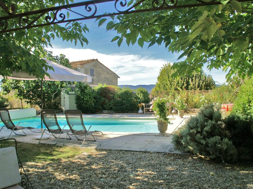 Maison de vacances Hochwertige Villa in Wien mit Schwimmbad (2485293), Saint Martin de Castillon, Vaucluse, Provence - Alpes - Côte d'Azur, France, image 9