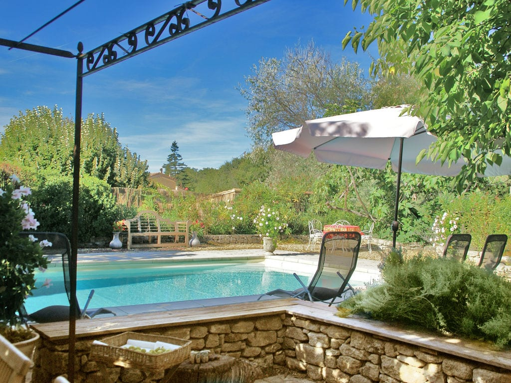 Maison de vacances Hochwertige Villa in Wien mit Schwimmbad (2485293), Saint Martin de Castillon, Vaucluse, Provence - Alpes - Côte d'Azur, France, image 10