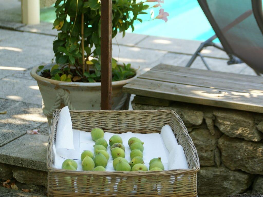Maison de vacances Hochwertige Villa in Wien mit Schwimmbad (2485293), Saint Martin de Castillon, Vaucluse, Provence - Alpes - Côte d'Azur, France, image 39