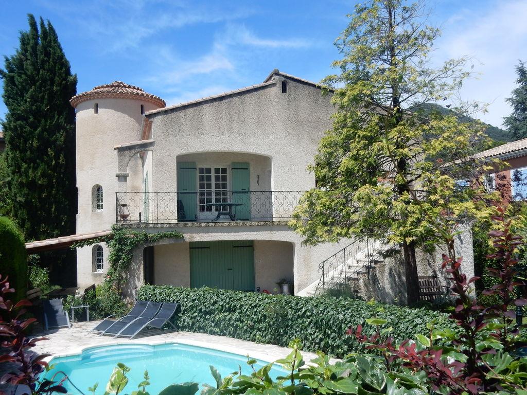 Villa Enniroc Ferienhaus  Ardeche Drôme