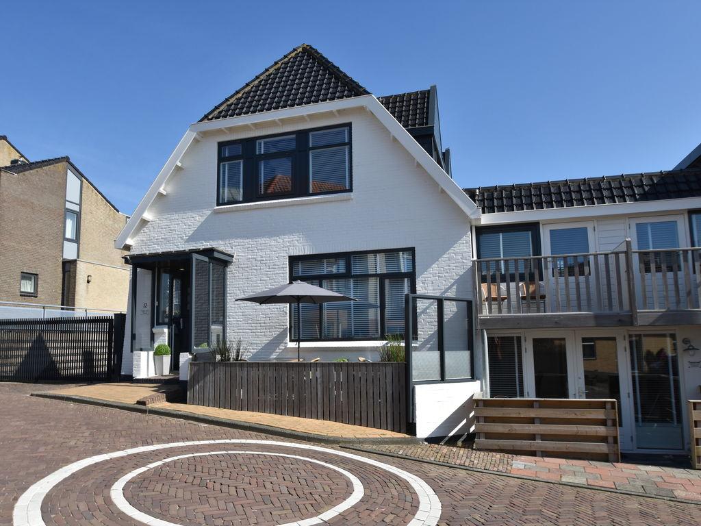 Elegantes Apartment in Bergen aan Zee, strandnah Ferienwohnung in den Niederlande