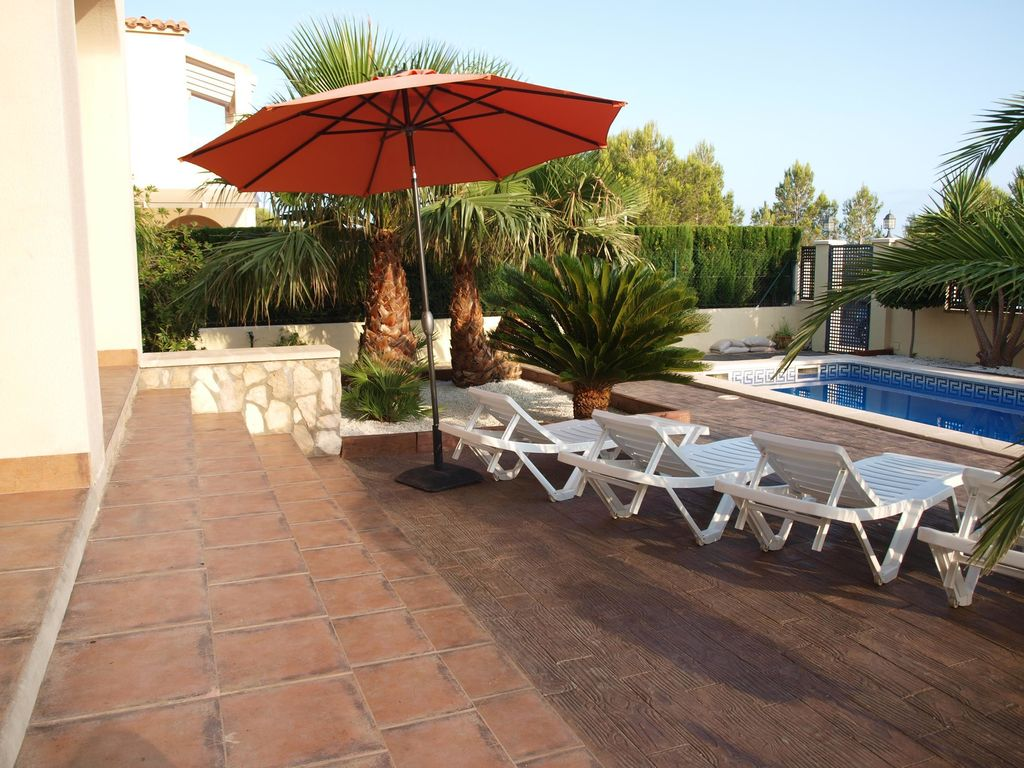 Holiday house Villa Melich (2219429), L'Ametlla de Mar, Costa Dorada, Catalonia, Spain, picture 23