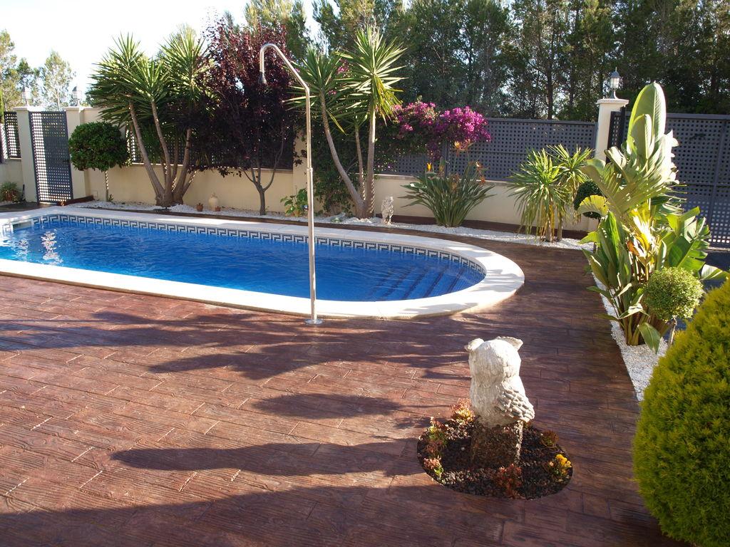 Holiday house Villa Melich (2219429), L'Ametlla de Mar, Costa Dorada, Catalonia, Spain, picture 8