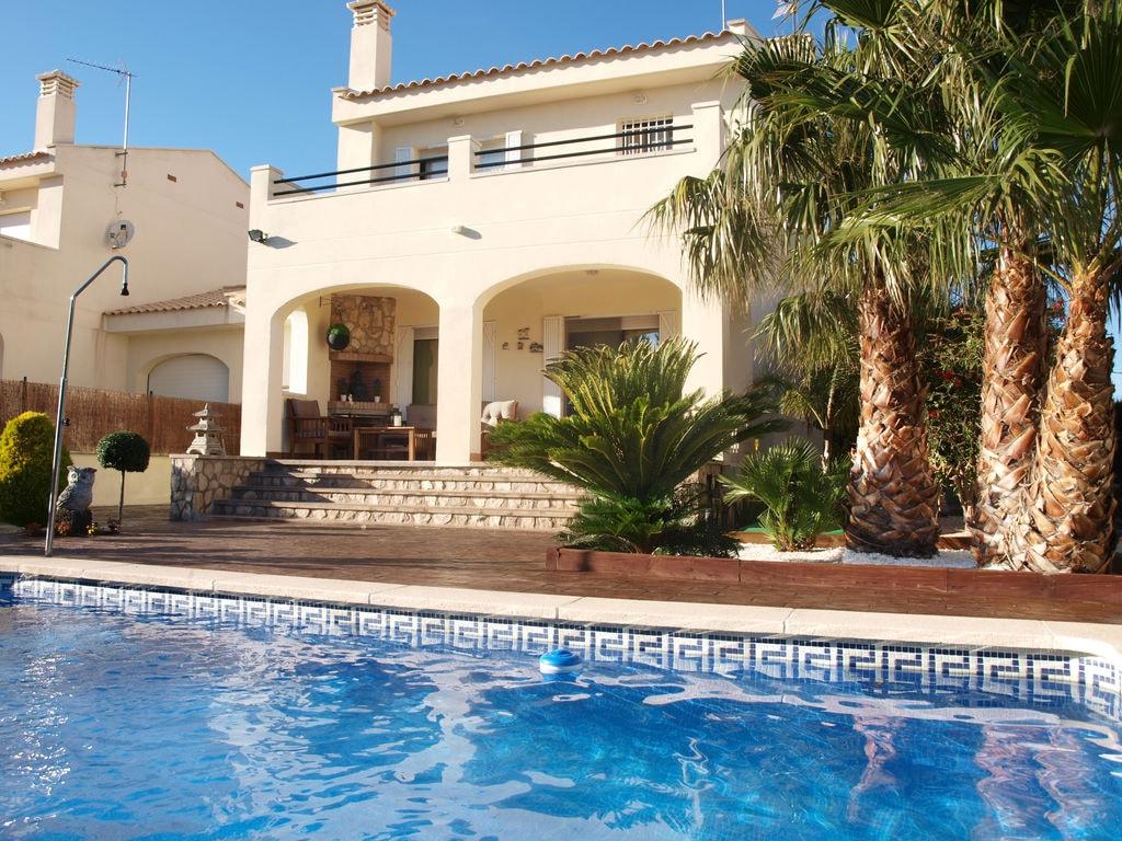 Holiday house Villa Melich (2219429), L'Ametlla de Mar, Costa Dorada, Catalonia, Spain, picture 1