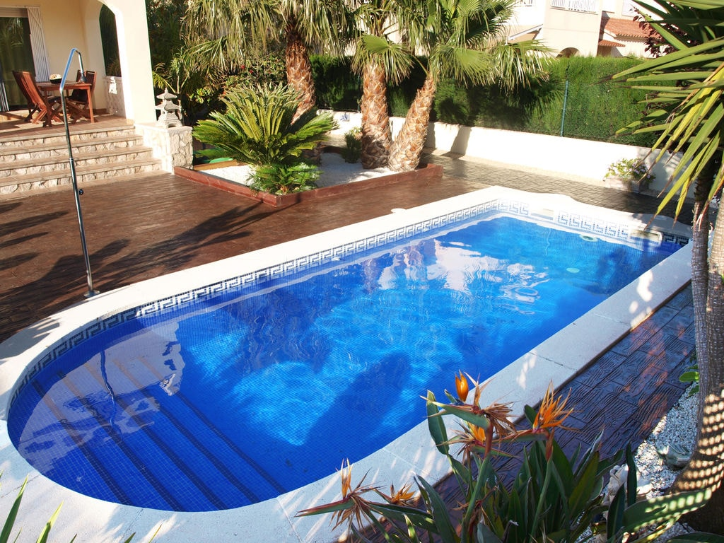 Holiday house Villa Melich (2219429), L'Ametlla de Mar, Costa Dorada, Catalonia, Spain, picture 4