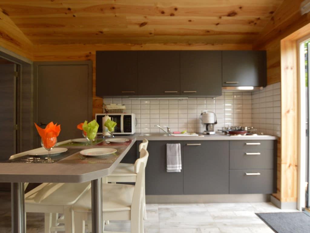 Ferienhaus Gemütliches Chalet in den Ardennen bei Ourthe und Durbuy (2218023), Ferrières, Lüttich, Wallonien, Belgien, Bild 8
