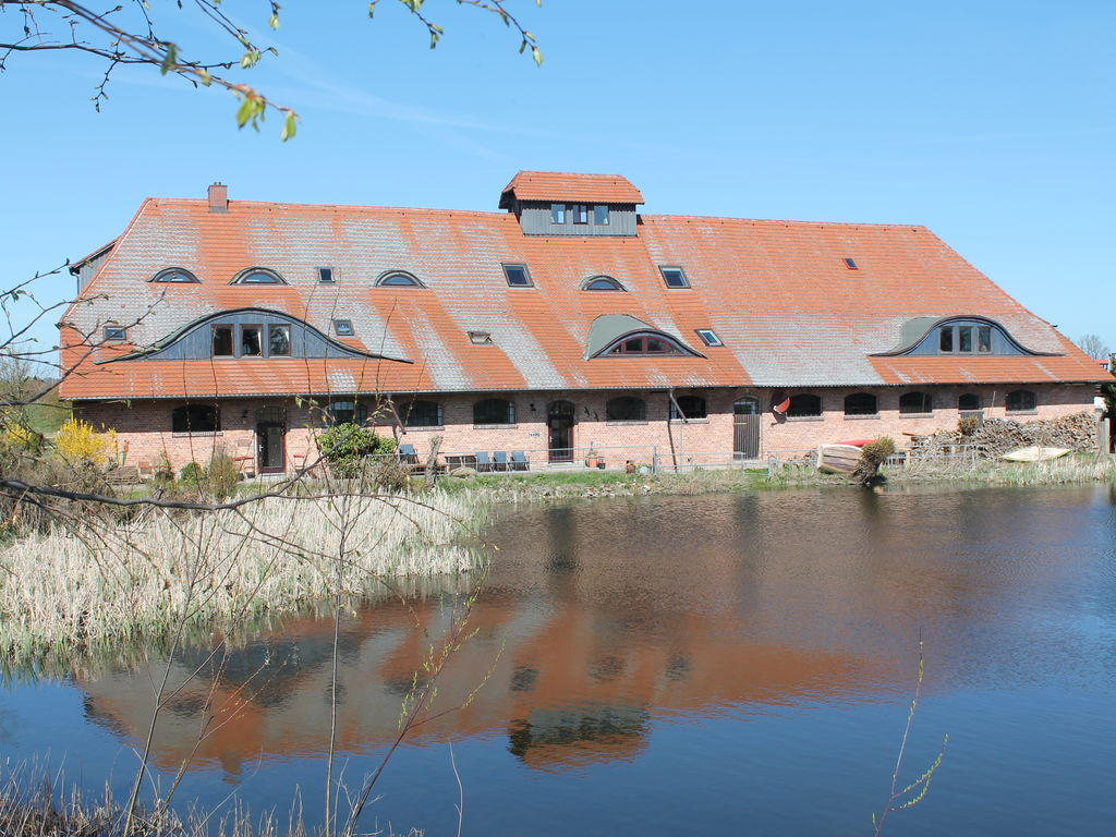 Unser Parkblick mit 3 Schlafzimmern Ferienwohnung an der Ostsee