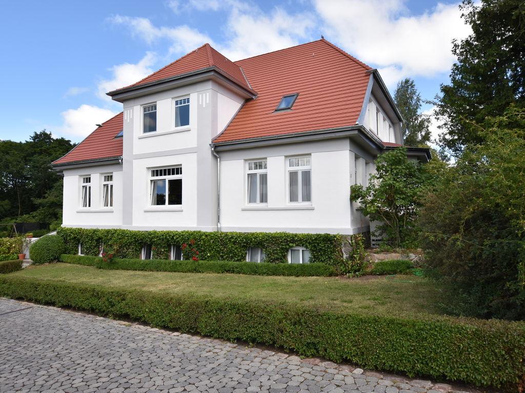 Landvilla in Wittenbeck unweit des Ostseestrandes Ferienwohnung an der Ostsee