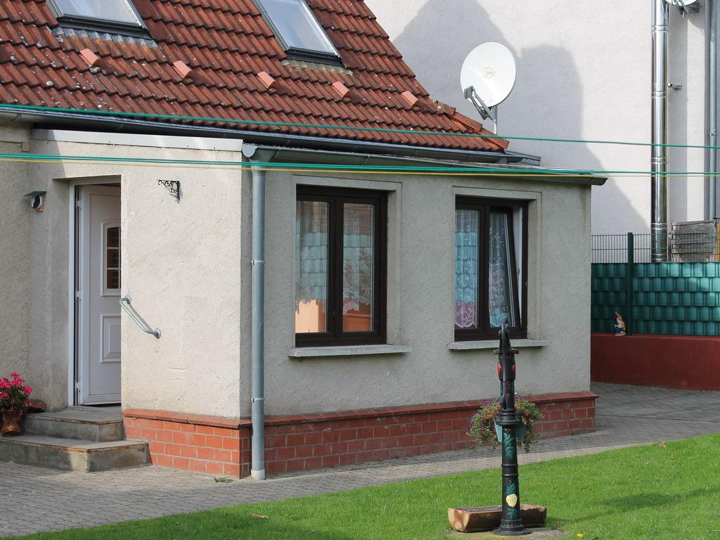 Stadtferienwohnung mit Garten Ferienwohnung in Kröpelin