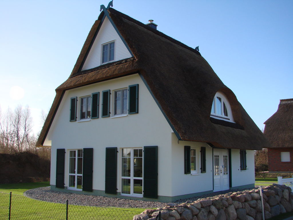 Märchenhaftes Ferienhaus in Rerik mit private Ferienhaus an der Ostsee