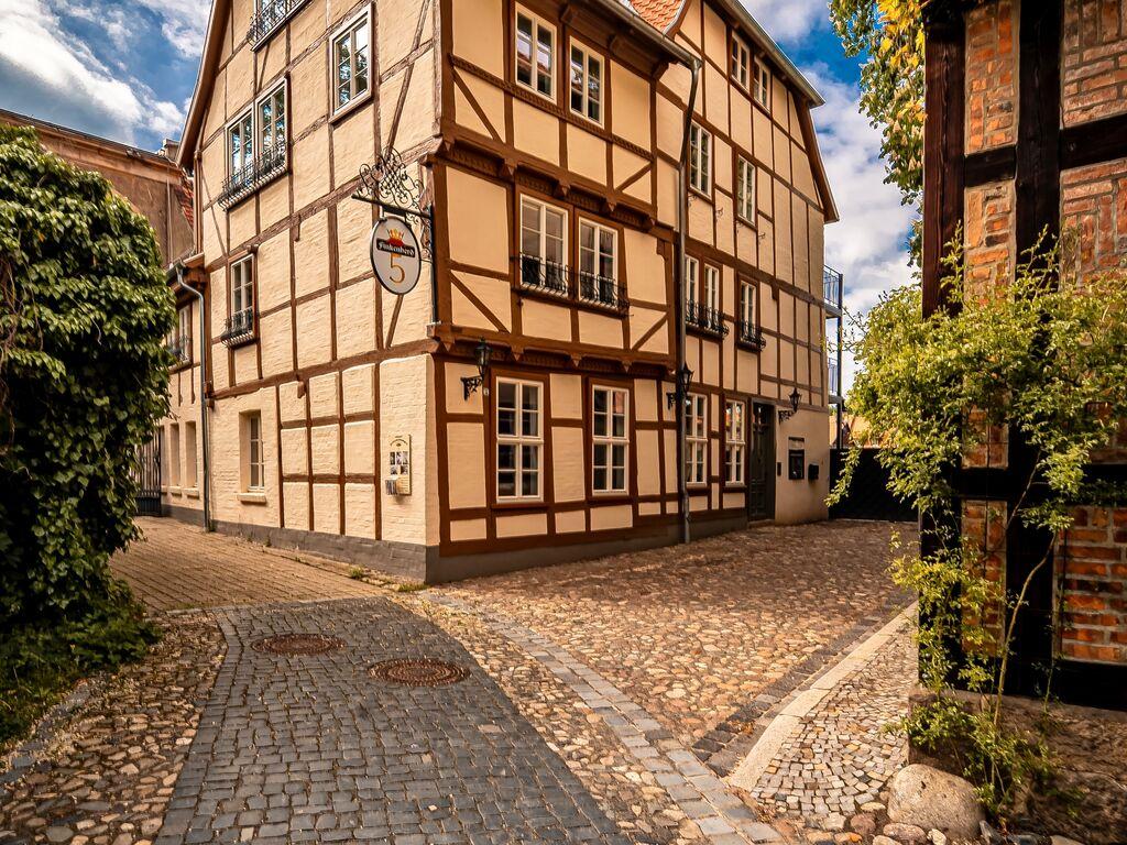 Quedlinburg Ferienwohnung im Harz