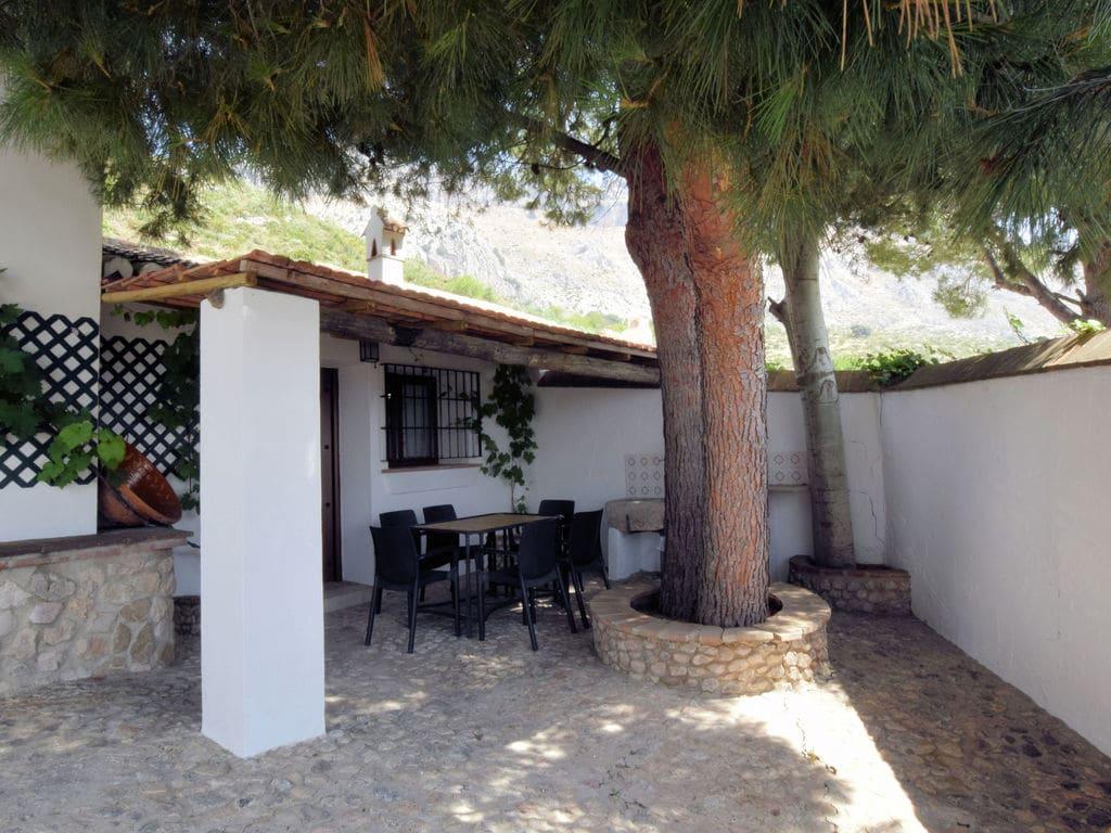 Maison de vacances Casa Las Gayumbas (2243709), Villanueva de la Concepcion, Malaga, Andalousie, Espagne, image 29