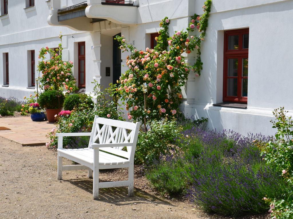 Beletage bei Gerdshagen Ferienwohnung in Deutschland