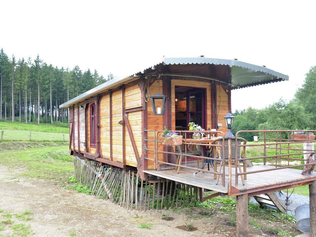 Ferienwohnung Gemütliches Wohnmobil mit Terrasse in Vresse-sur-Semois (2244599), Bièvre, Namur, Wallonien, Belgien, Bild 11