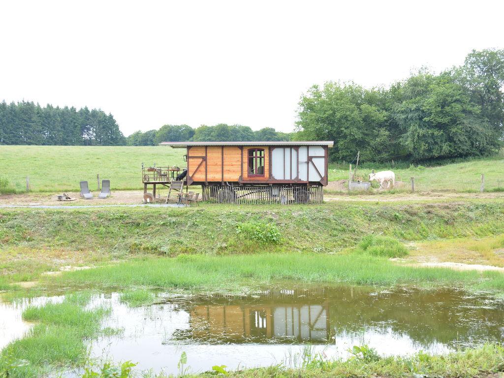 Ferienwohnung Gemütliches Wohnmobil mit Terrasse in Vresse-sur-Semois (2244599), Bièvre, Namur, Wallonien, Belgien, Bild 9