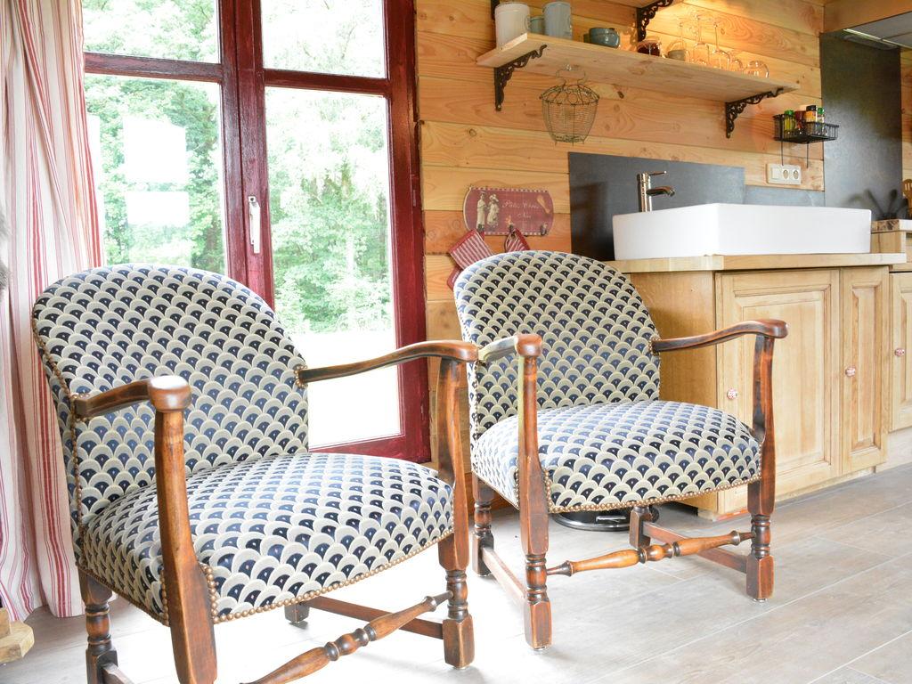 Ferienwohnung Gemütliches Wohnmobil mit Terrasse in Vresse-sur-Semois (2244599), Bièvre, Namur, Wallonien, Belgien, Bild 13