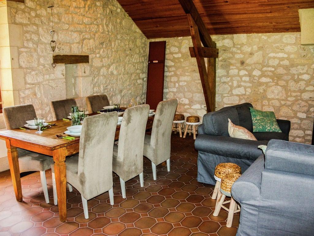 Ferienhaus Ruhiges Ferienhaus in Albas mit Pool (2246175), Luzech, Lot, Midi-Pyrénées, Frankreich, Bild 18