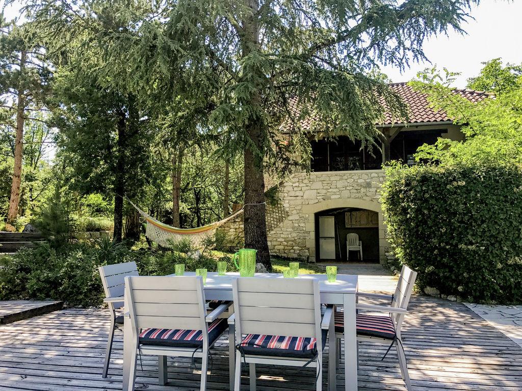 Ferienhaus Ruhiges Ferienhaus in Albas mit Pool (2246175), Luzech, Lot, Midi-Pyrénées, Frankreich, Bild 7