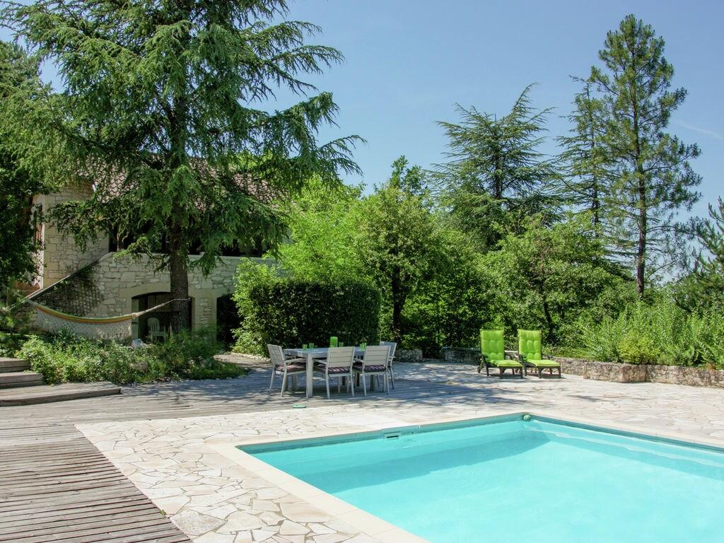 Ferienhaus Ruhiges Ferienhaus in Albas mit Pool (2246175), Luzech, Lot, Midi-Pyrénées, Frankreich, Bild 10