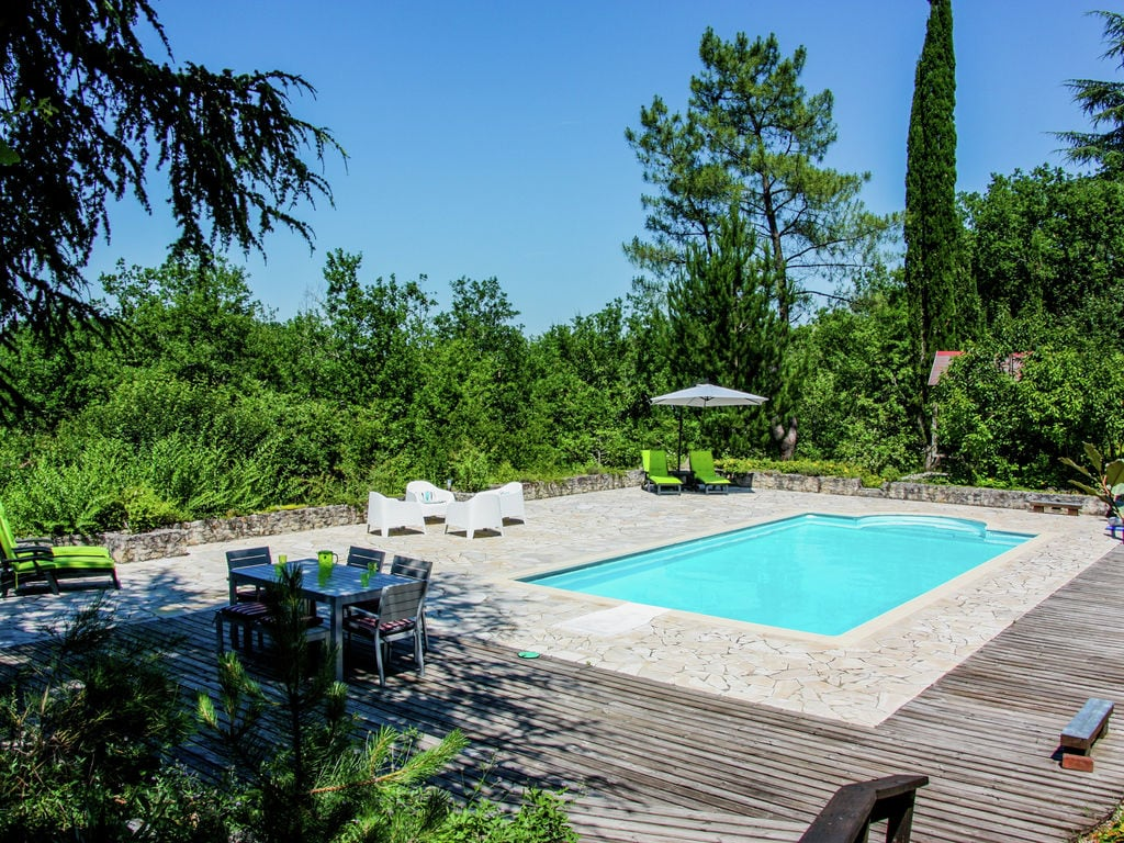 Ferienhaus Ruhiges Ferienhaus in Albas mit Pool (2246175), Luzech, Lot, Midi-Pyrénées, Frankreich, Bild 11