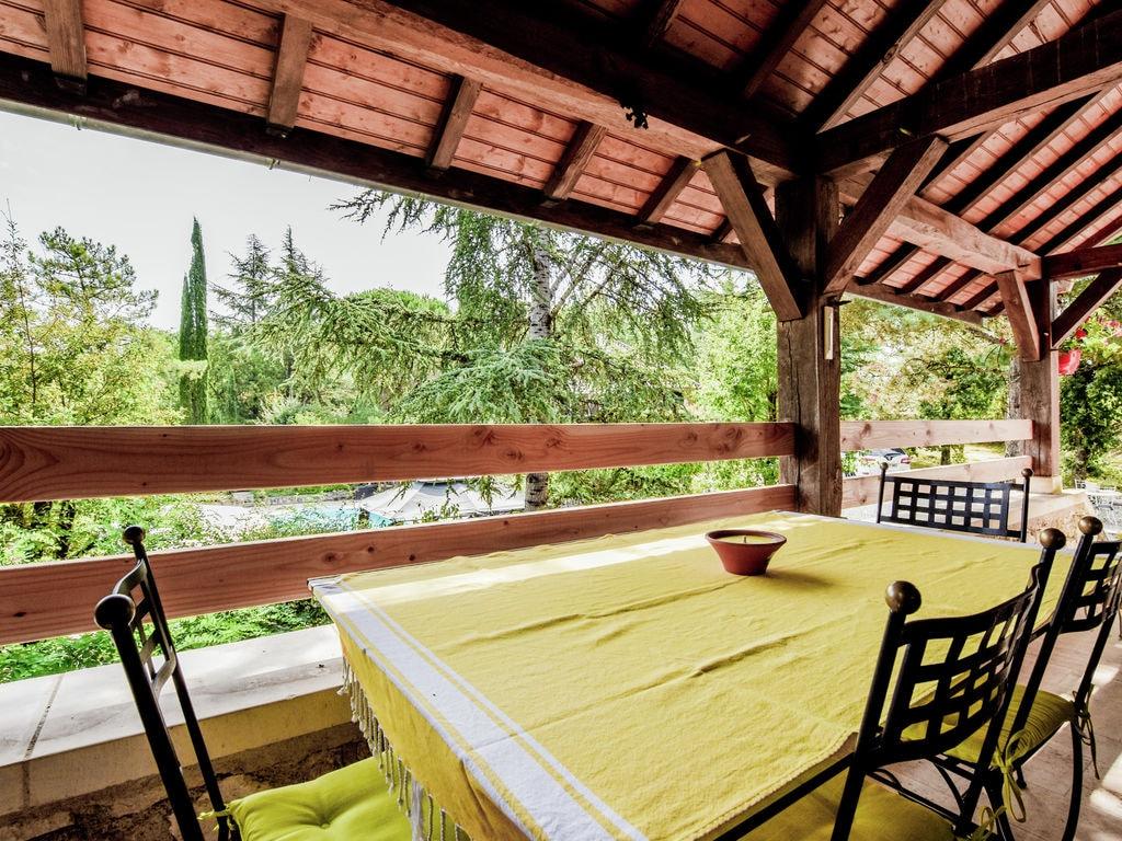 Ferienhaus Ruhiges Ferienhaus in Albas mit Pool (2246175), Luzech, Lot, Midi-Pyrénées, Frankreich, Bild 30