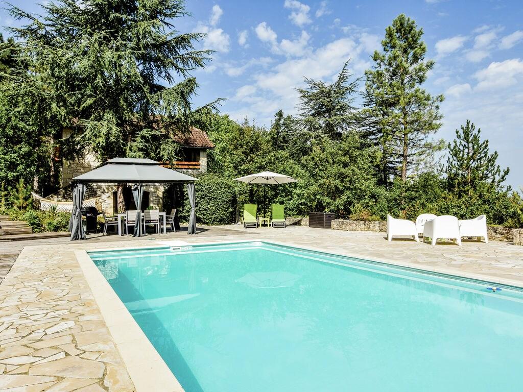 Ferienhaus Ruhiges Ferienhaus in Albas mit Pool (2246175), Luzech, Lot, Midi-Pyrénées, Frankreich, Bild 9