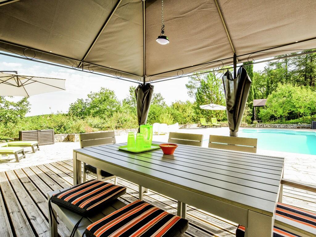 Ferienhaus Ruhiges Ferienhaus in Albas mit Pool (2246175), Luzech, Lot, Midi-Pyrénées, Frankreich, Bild 3
