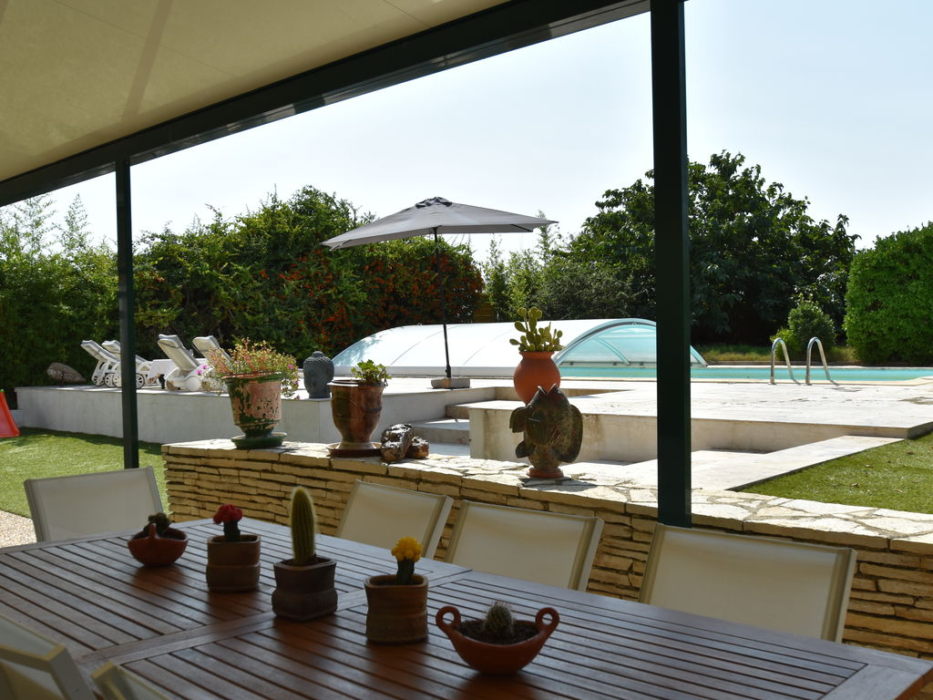 Ferienhaus Villa Buddha (2362800), Pinet, Mittelmeerküste Hérault, Languedoc-Roussillon, Frankreich, Bild 29