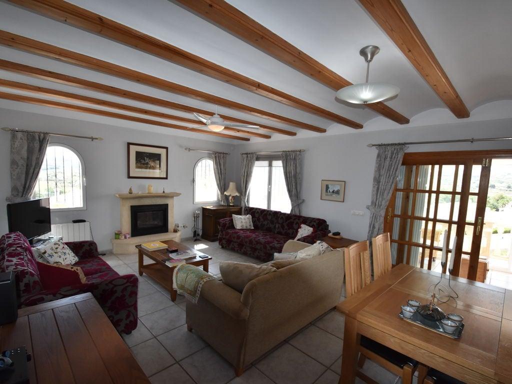 Maison de vacances Casa Les Fonts (2244605), Benitachell, Costa Blanca, Valence, Espagne, image 12