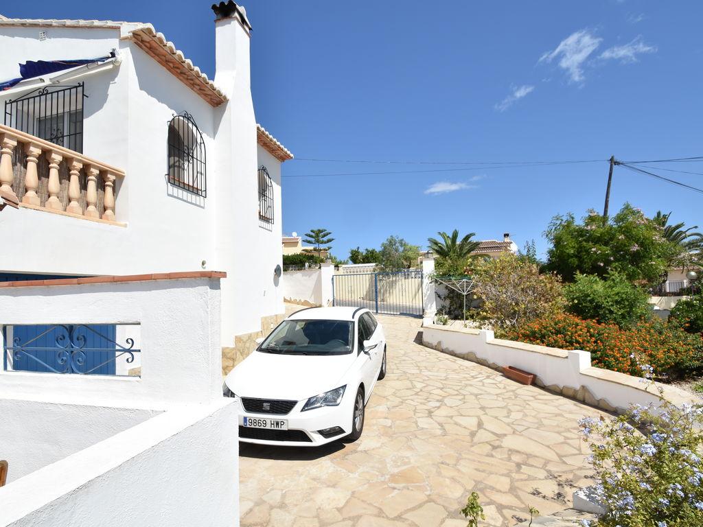 Maison de vacances Casa Les Fonts (2244605), Benitachell, Costa Blanca, Valence, Espagne, image 4