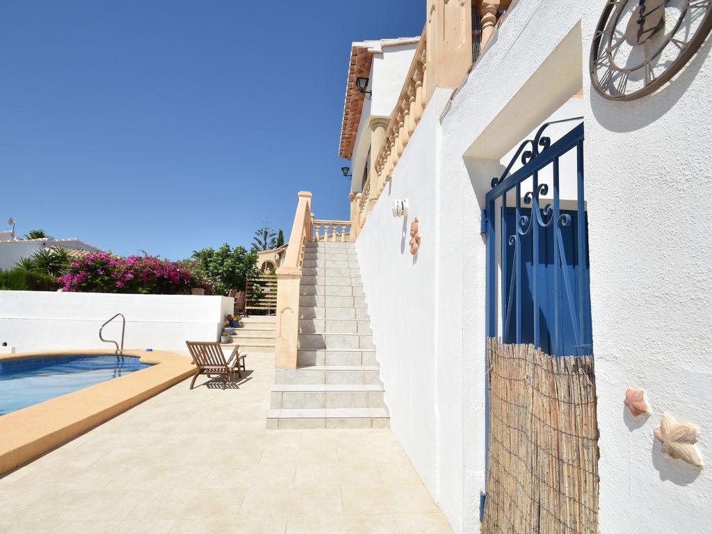 Maison de vacances Casa Les Fonts (2244605), Benitachell, Costa Blanca, Valence, Espagne, image 30