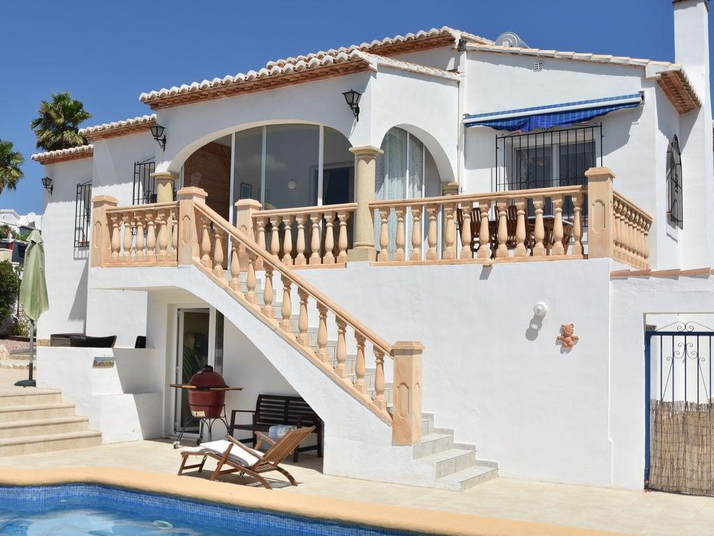 Maison de vacances Casa Les Fonts (2244605), Benitachell, Costa Blanca, Valence, Espagne, image 2