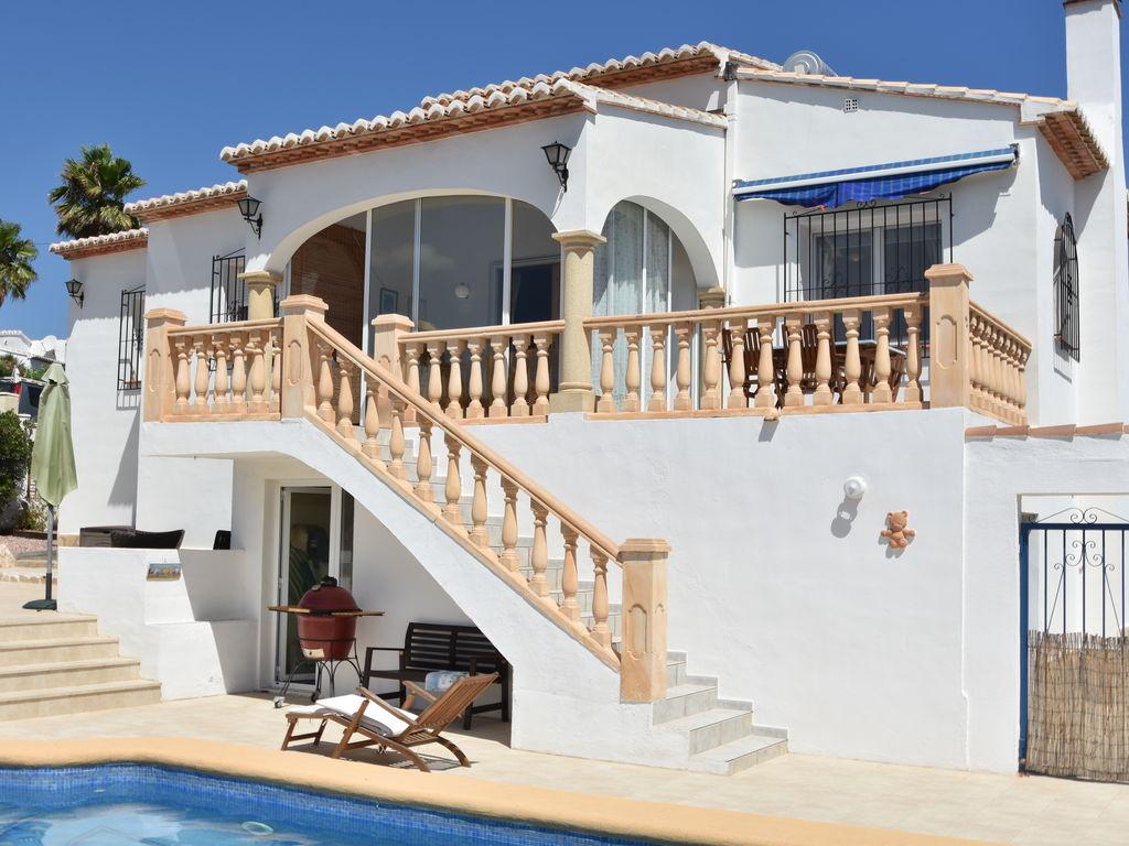 Maison de vacances Casa Les Fonts (2244605), Benitachell, Costa Blanca, Valence, Espagne, image 3