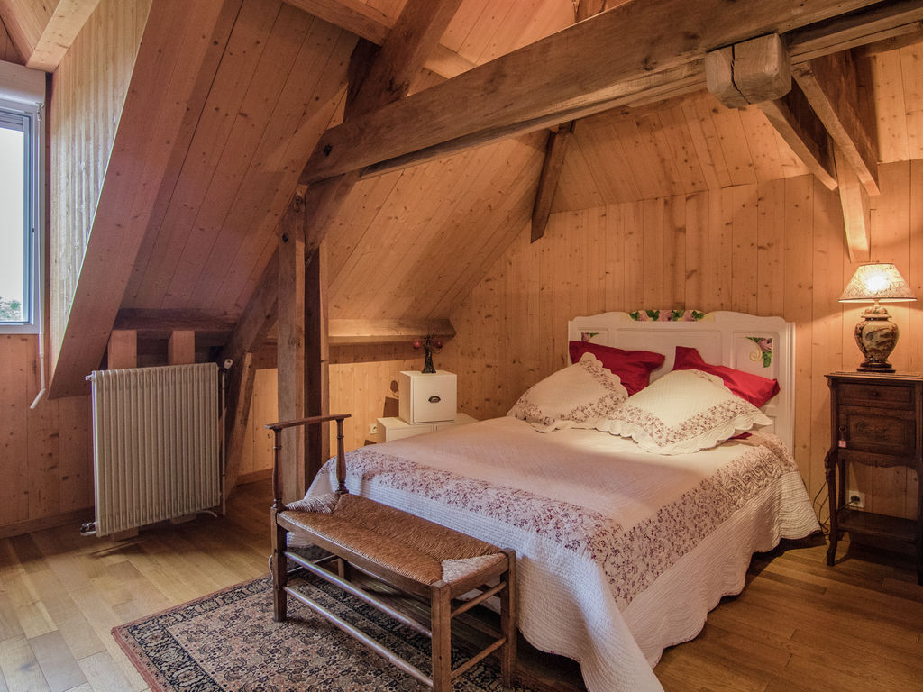 Ferienhaus Gemütliche Villa in Saint-Bonnet-la-Rivière mit Swimmingpool (2279081), Objat, Corrèze, Limousin, Frankreich, Bild 19
