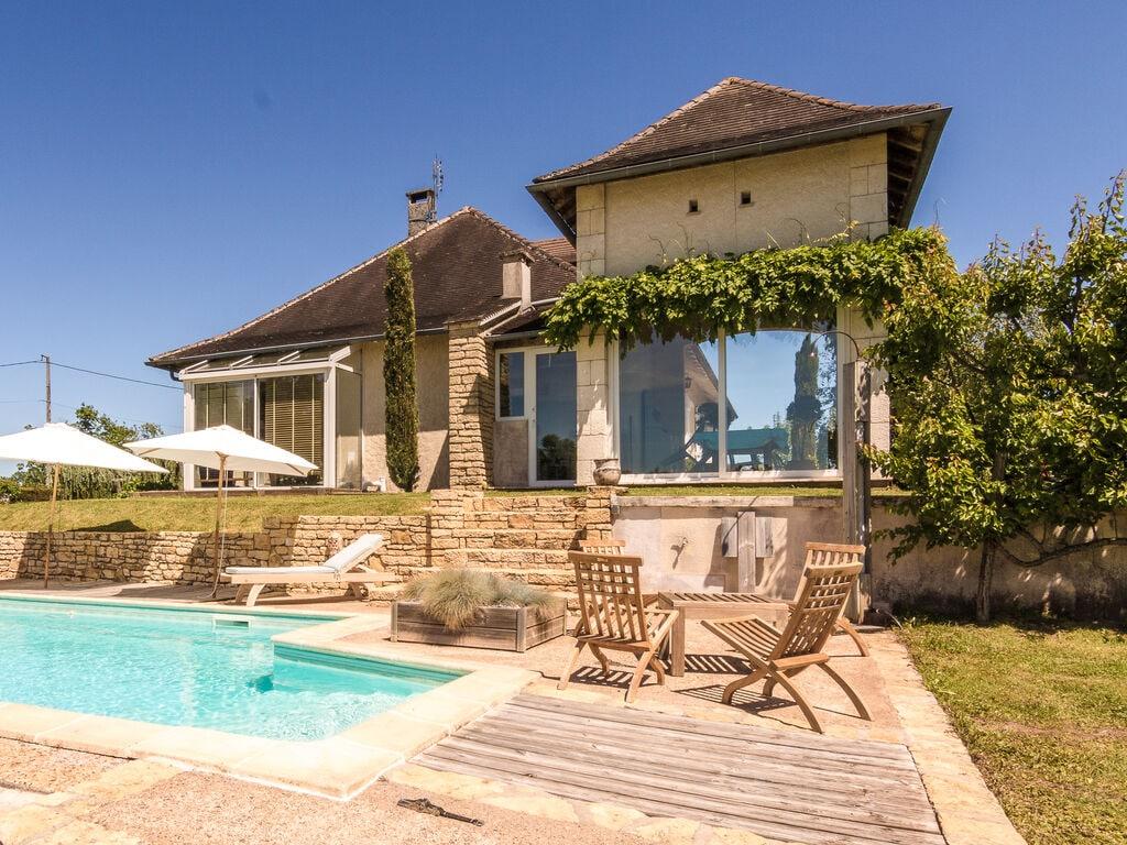 Ferienhaus Gemütliche Villa in Saint-Bonnet-la-Rivière mit Swimmingpool (2279081), Objat, Corrèze, Limousin, Frankreich, Bild 9