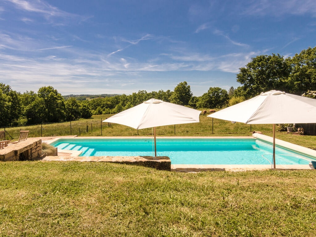 Ferienhaus Gemütliche Villa in Saint-Bonnet-la-Rivière mit Swimmingpool (2279081), Objat, Corrèze, Limousin, Frankreich, Bild 8
