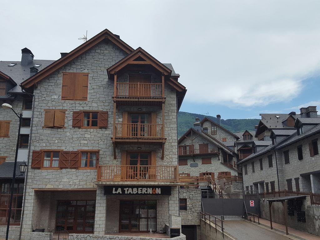 Ferienwohnung Schönes Apartment in Anclies, Pyrenäen nahe Benasque Valley (2374634), Eriste, Huesca, Aragonien, Spanien, Bild 2