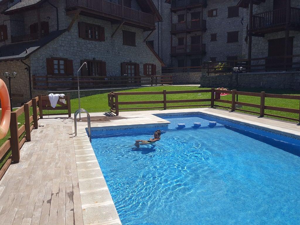 Ferienwohnung Schönes Apartment in Anclies, Pyrenäen nahe Benasque Valley (2374634), Eriste, Huesca, Aragonien, Spanien, Bild 3