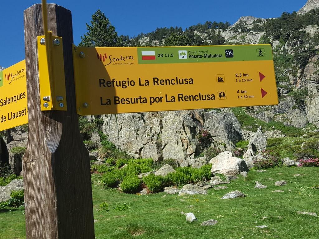 Ferienwohnung Schönes Apartment in Anclies, Pyrenäen nahe Benasque Valley (2374634), Eriste, Huesca, Aragonien, Spanien, Bild 31