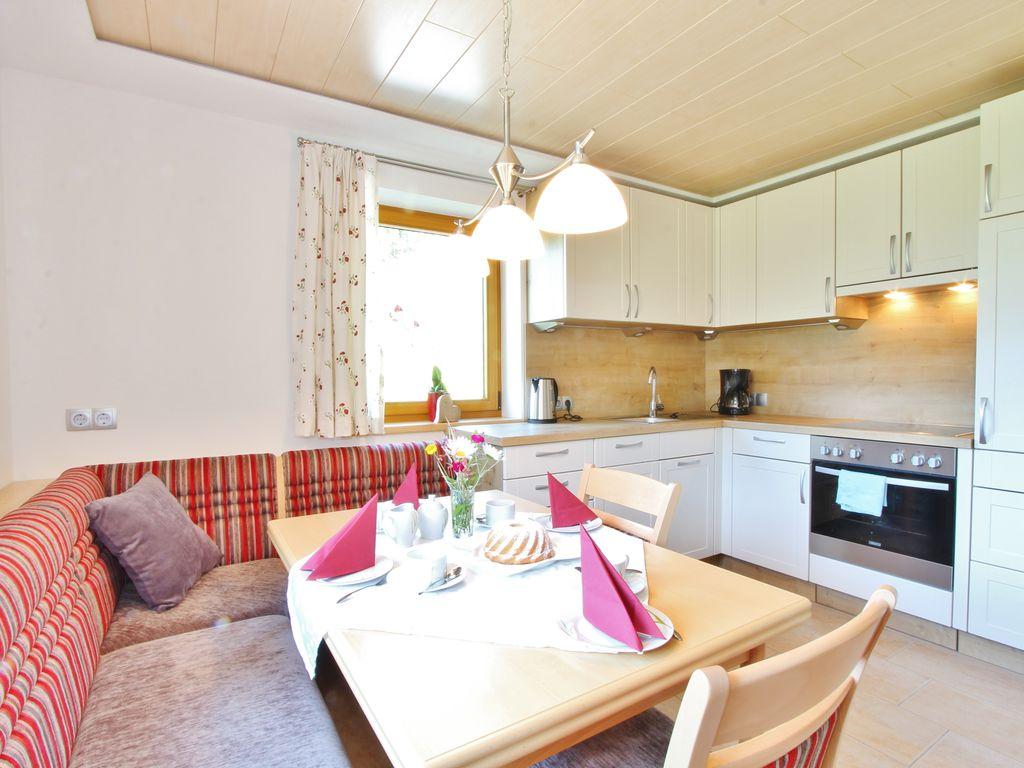Appartement de vacances Moderne Ferienwohnung nahe dem Skigebiet in Uttendorf (2244597), Uttendorf, Pinzgau, Salzbourg, Autriche, image 7