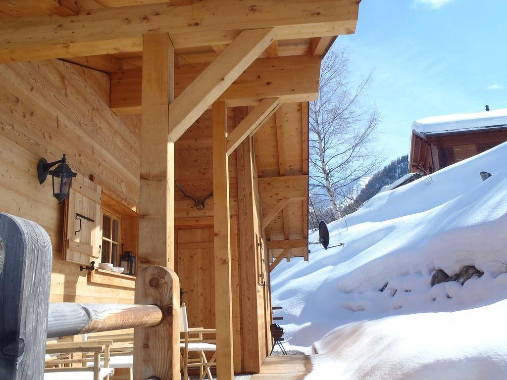 Ferienhaus Gemütliches Chalet in La Tzoumaz mit privater Terrasse (2279131), Mayens-de-Riddes, 4 Vallées, Wallis, Schweiz, Bild 10