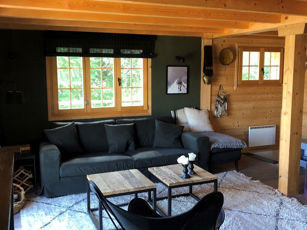 Ferienhaus Gemütliches Chalet in La Tzoumaz mit privater Terrasse (2279131), Mayens-de-Riddes, 4 Vallées, Wallis, Schweiz, Bild 21