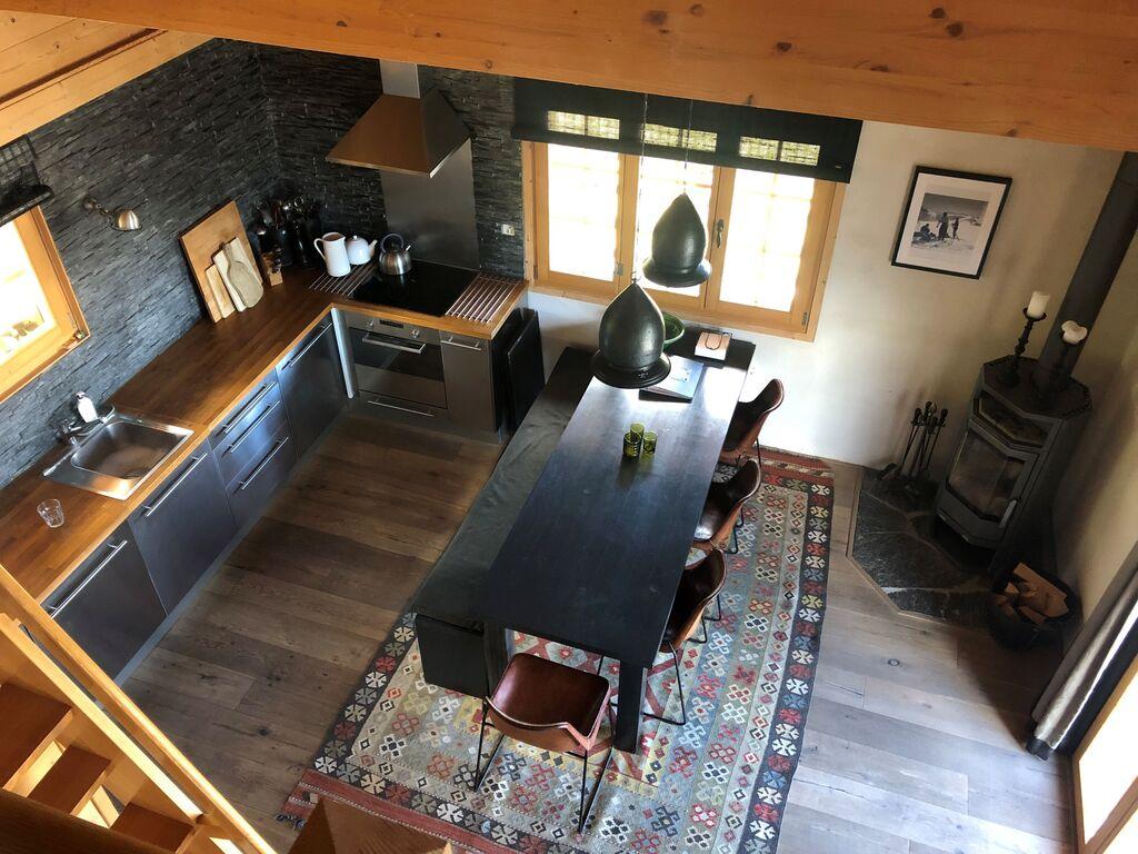 Ferienhaus Gemütliches Chalet in La Tzoumaz mit privater Terrasse (2279131), Mayens-de-Riddes, 4 Vallées, Wallis, Schweiz, Bild 23