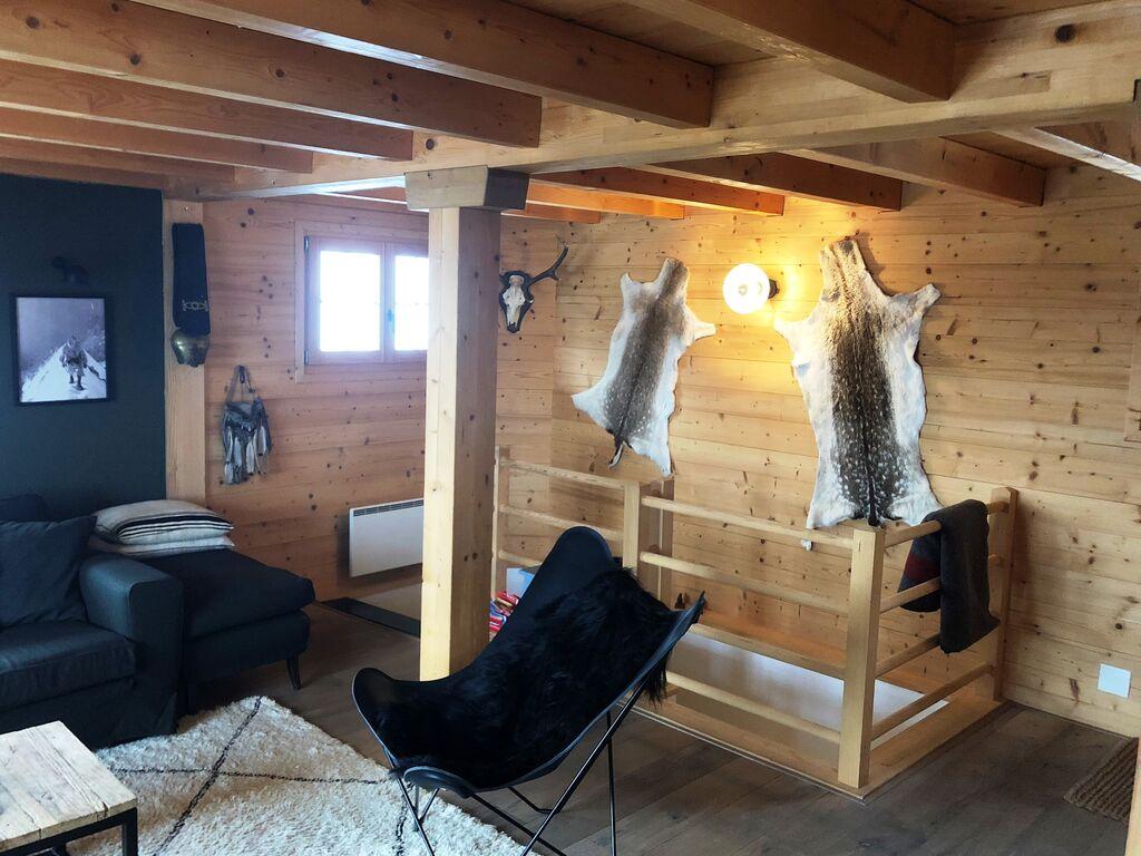 Ferienhaus Gemütliches Chalet in La Tzoumaz mit privater Terrasse (2279131), Mayens-de-Riddes, 4 Vallées, Wallis, Schweiz, Bild 25