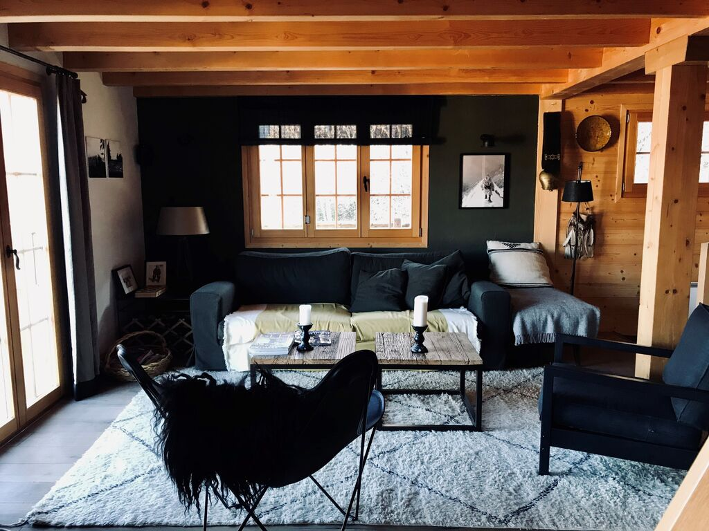 Ferienhaus Gemütliches Chalet in La Tzoumaz mit privater Terrasse (2279131), Mayens-de-Riddes, 4 Vallées, Wallis, Schweiz, Bild 29