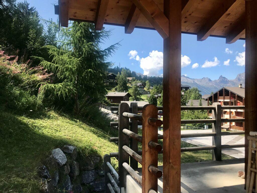 Ferienhaus Gemütliches Chalet in La Tzoumaz mit privater Terrasse (2279131), Mayens-de-Riddes, 4 Vallées, Wallis, Schweiz, Bild 28