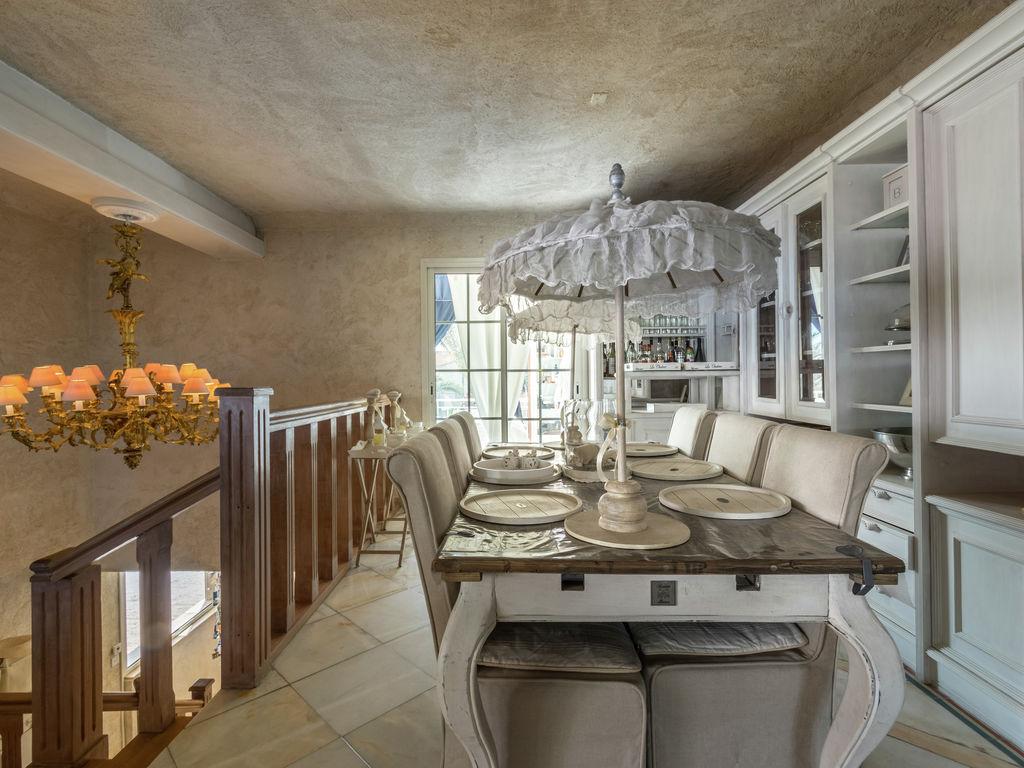 Ferienhaus Luxuriöse Villa in Les Issambres mit Whirlpool (2279330), Les Issambres, Côte d'Azur, Provence - Alpen - Côte d'Azur, Frankreich, Bild 4