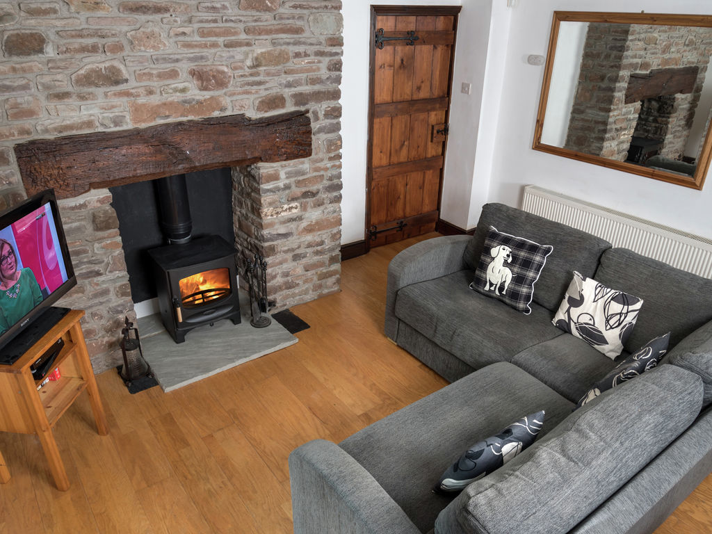 Holiday house Little Hill Barn (2294790), Crickhowell, Mid Wales, Wales, United Kingdom, picture 4