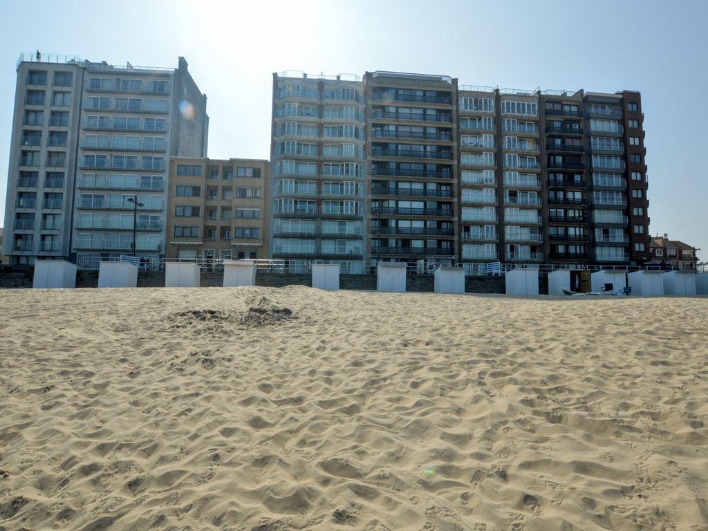 Ferienwohnung 10 hoog aan zee (2292583), Westende, Westflandern, Flandern, Belgien, Bild 2