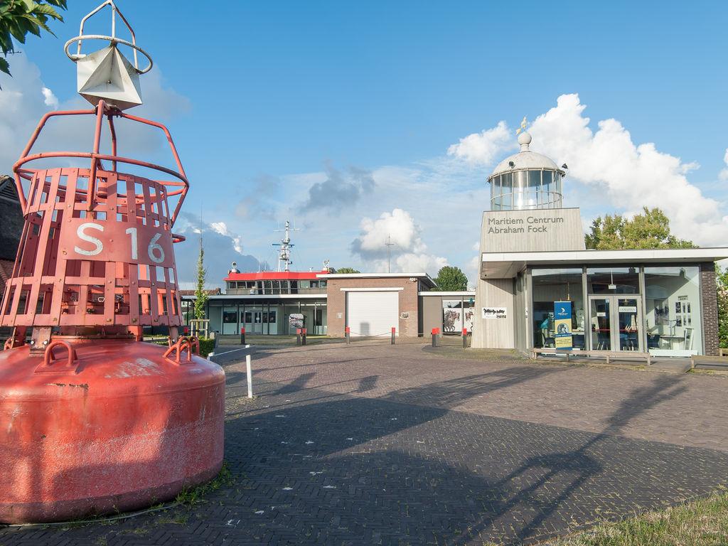 Ferienhaus Komf. Lodge mit Kombi-Mikrowelle, 900 m vom Strand entf. (2284199), Hollum, Ameland, Friesland (NL), Niederlande, Bild 21